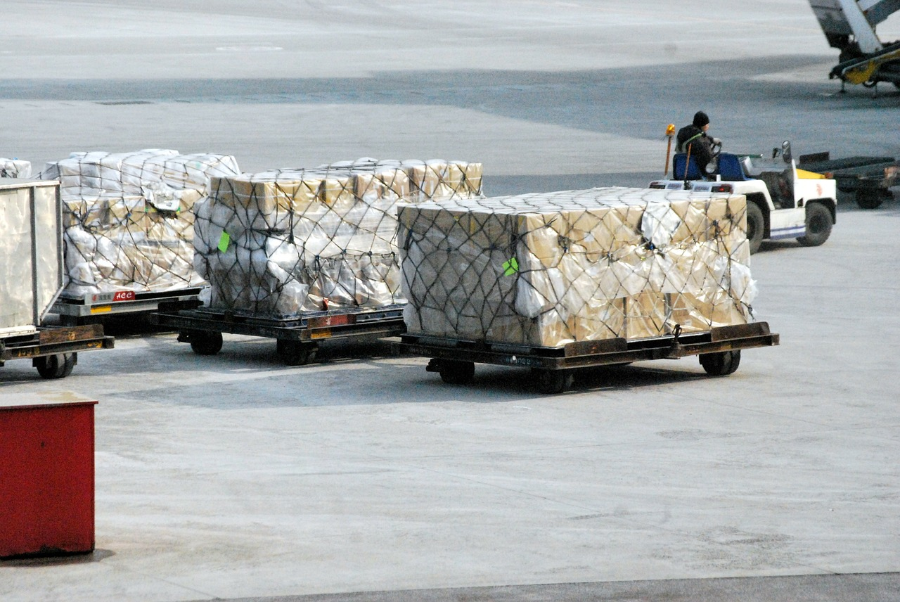 一般的な配送業務の流れ